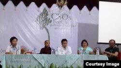 (Photo Credit: Myanmar CSOs Forum)