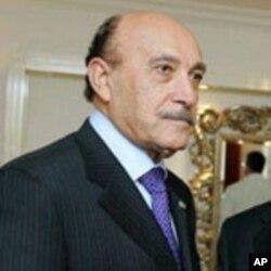 Omar Souleiman, le nouveau vice-président egyptien