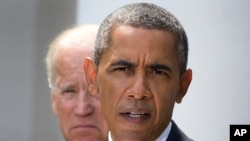 Барак Обама и Джо Байден