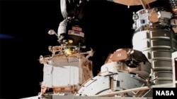 Tàu không gian Soyuz MS-09.