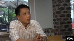 Ông Trần Toàn Thắng, Trưởng ban Kinh tế Thế giới, Trung tâm Thông tin và Dự báo Kinh tế Xã hội Quốc gia.
