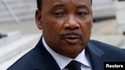 Mahamadou Issoufou shugaban kasar Niger