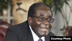 President Robert Mugabe promised to pay civil servants their 13th checque.