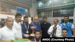 تیم ملی ورزش های زورخانه یی افغانستان