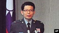 台灣國防部發言人 羅紹和。(資料圖片)