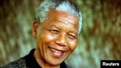 Nelson Mandela, héros de la lutte anti-apartheid et ancien président sud-africain.