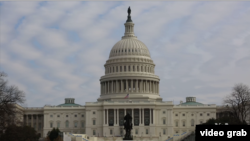 Gedung Capitol, Washington DC (Foto: VOA/Videograb)