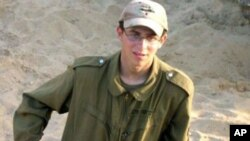 Gilad Shalit (file photo)