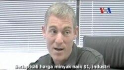 Harga Tiket Pesawat Naik Akibat Melonjaknya Harga Avtur - Laporan VOA 22 Maret 2012