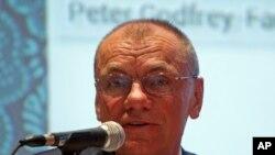 Gottfried Hirnschall, director del programa de VIH y Hepatitis Global de las Naciones Unidas.