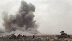 نیروهای شورشی لیبی: حمله هوایی مرگبار احتمالا آتش خودی بوده است