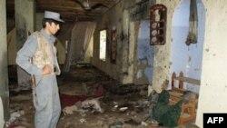 Афганистан: взрыв у мечети