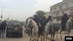 Material para a policia angolana foi inflacionado