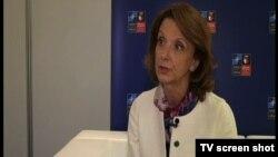 Ministarka odbrane Crne Gore Milica Pejanović Đurišić