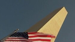 Реставрация Монумента Вашингтона