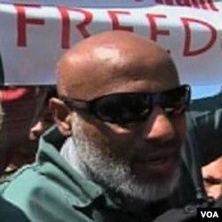 Mohamed Zellawy, prosvjednik u Benghaziju
