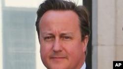 Firayim Ministan Birtaniya, David Cameron