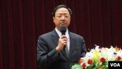 台湾行政院长江宜桦