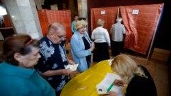 Illegal Referenda In Ukraine