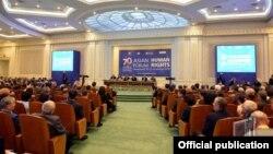 Samarqandda o'tgan inson huquqlari forumi