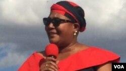 Thokozani Khupe