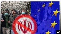 اروپایي ټولنې په ایران باندې نور بندیزونه هم ولګول