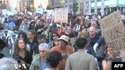 Protesti protiv Volstrita se iz Njujorka šire i na druge veće gradove u SAD