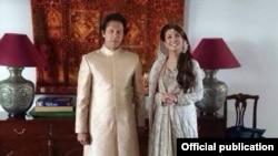 imran khan wedding