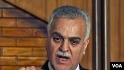 Presuntos terroristas detenidos afirmaron que recibían órdenes del vicepresidente para atacar a funcionarios y policías.
