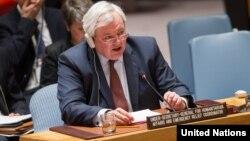 Kepala badan PBB urusan kemanusiaan PBB, Stephen O'Brien (foto: dok).