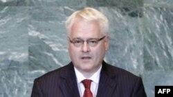 Predsednik Hrvatske Ivo Josipović najavio održavanje parlamentarnih izbora za 4. decembar