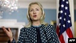 Klinton: Nismo umešani u nasilje u Iranu