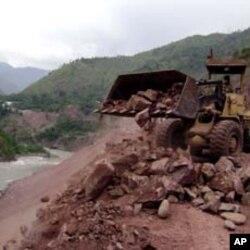 ماحولیاتی آلودگی کشمیر کے حسن کے لیے خطرہ