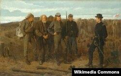 '전선의 포로들(Prisoners from the Front)'
