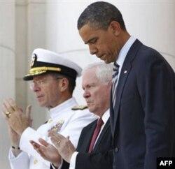 Amerikada Xotira kuni, Obama muhim harbiy lavozimlarga odam tayinladi