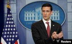 Penasihat Keamanan Dalam Negeri Gedung Putih, Tom Bossert (Foto: dok).