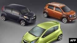 Chevrolet là một trong các hiệu xe có số bán tăng mạnh