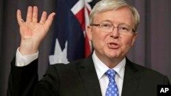 澳大利亚总理陆克文