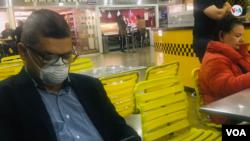 Hasta el domingo 15 de marzo de 2020, Venezuela reportó 17 casos confirmados del nuevo coronavirus. El gobierno en disputa de Nicolás Maduro atribuyó los contagios a pasajeros o transeúntes de Europa y Colombia. (Foto: Gustavo Ocando Alex)