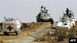 ՄԱԿ-ի ուժերը Իսրայելի և Լիբանանի միջև սահմանին
