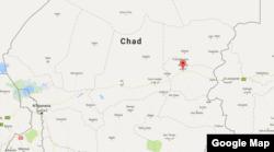 La ville de Goz Beïda, dans l'est du Tchad.