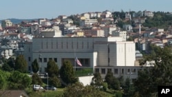 Здание консульства США в Стамбуле (архивное фото)