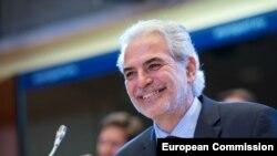 Christos Stylianides, komisioner Uni Eropa untuk urusan bantuan kemanusiaan dan manajemen krisis. (Foto: dok).