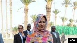 Menlu Mauritania, Naha Mint Hamdi