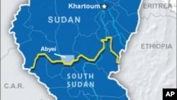 Les deux pays ont des contentieux frontaliers, notamment sur le statut de la région d'Abyei et sur les redevances que devrait payer Juba pour l'utilisation d'un pipeline traversant le Soudan afin d'exporter son pétrole.
