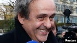Michael Paltini, shugaban hukumar kwallon kafa ta tarayyar turai