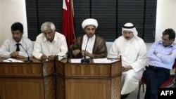 Прес-конференція лідерів бахрейнської опозиції
