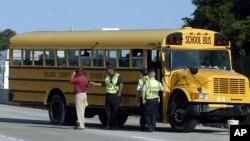 Los jóvenes viajaban a Somerset Silver Palms, una escuela charter ubicada cerca de Palm Glades Academy.