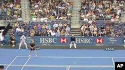امریکہ میں ٹینس کا منفرد ٹورنامنٹ