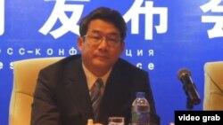 """""""微博打铁""""之""""铁""""——刘铁男(视频截图)"""